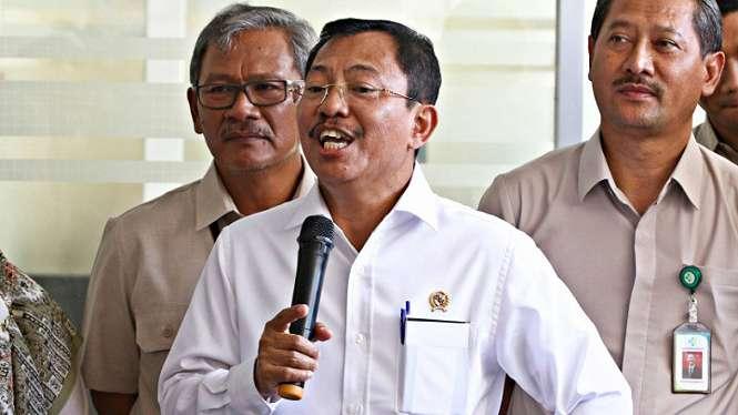 Menteri Kesehatan RI, Terawan Agus Putranto. (FOTO: Rivan Awal Lingga)