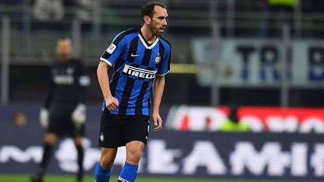 Bek Inter Milan, Diego Godin