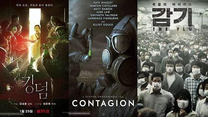 Kingdom, Contagion, The Flu.