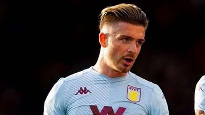 Kapten Aston Villa, Jack Grealish