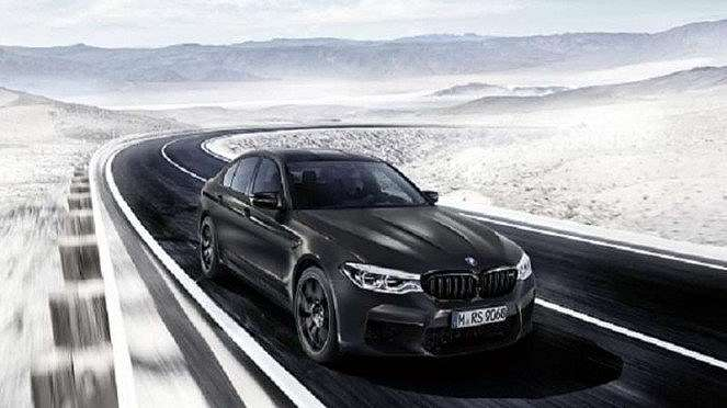 BMW M5 Edition 35 Years meluncur di Indonesia