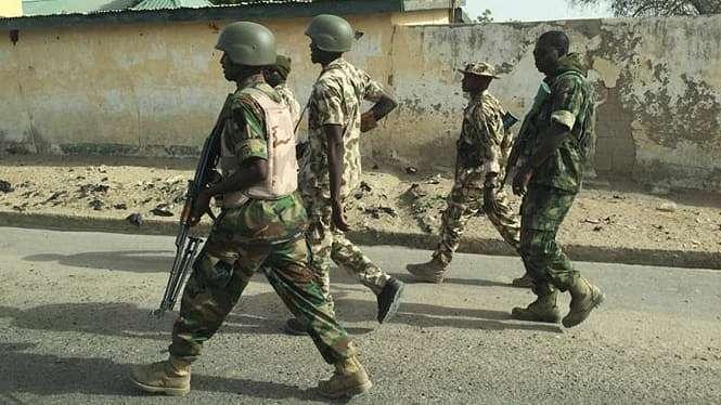 VIVA Militer: Militer Nigeria tengah melakukan penjagaan wilayah Delta State