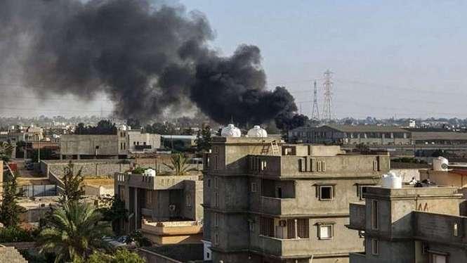 VIVA Militer: Serangan udara militer Turki di Libya
