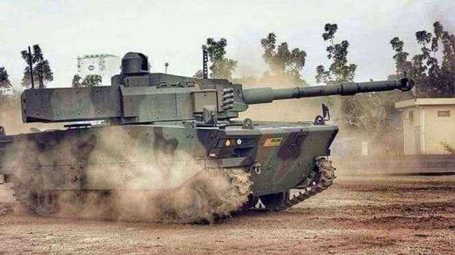 VIVA Militer: Tank Harimau