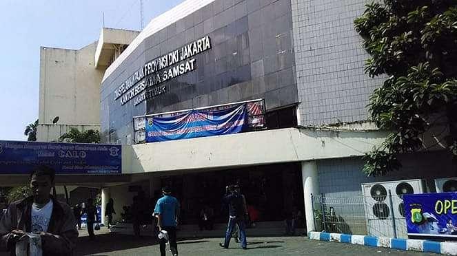 Samsat Jakarta Timur.