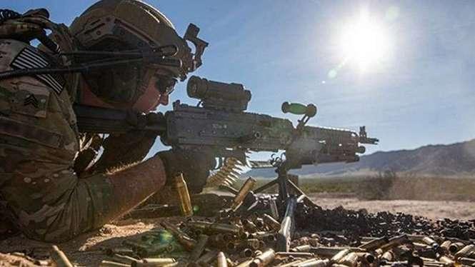 VIVA Militer: Tentara Amerika.