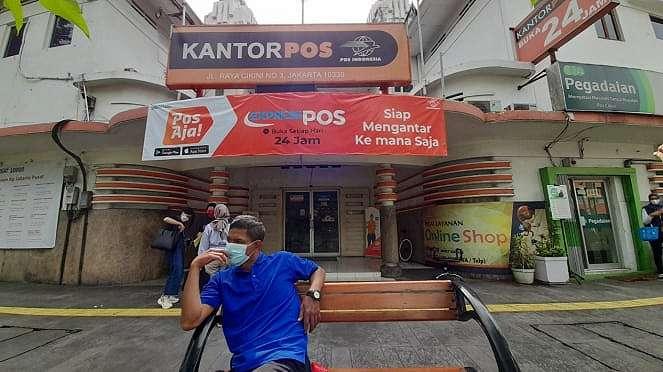 Kantor Pos Indonesia, Cikini