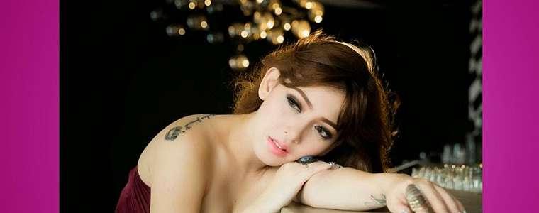 Koleksi Foto Hot Pictures Zahra Jasmine On Male Edisi 116