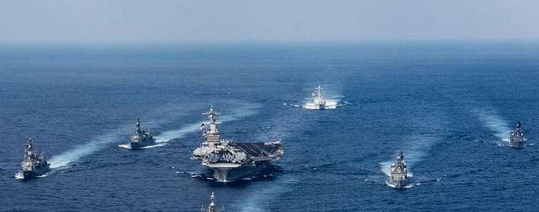 Krisis Korea: AS kirim armada tempur ke Semenanjung Korea