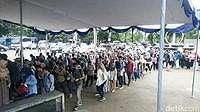 Ratusan Orang Padati Kantor Sri Mulyani, Daftar Beasiswa LPDP