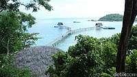 Saingan Maladewa Dari Anambas: Pulau Bawah