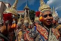 Genap Setahun, Thailand Buat Acara Perpisahan Raja Rama XI