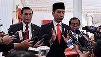 Jokowi: Saya Tak Teken UU MD3, tapi Saya Tahu Tetap Berlaku