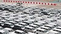 Penjualan Mobil Februari Capai 93.737 Unit
