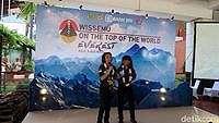 Kisah Perjuangan 2 Wanita Indonesia Berdiri di Puncak Everest