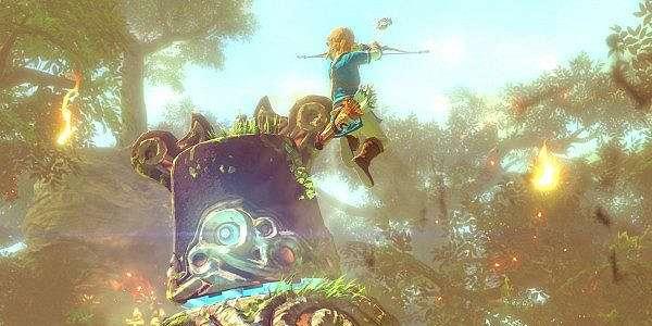 Dev. Zelda: Breath of the Wild Bicarakan Inspirasi dari Game Barat