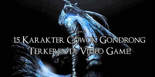 15 Karakter Cowok Gondrong Terkeren di Video Game!