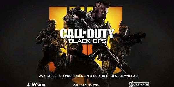 Spesifikasi PC untuk Call of Duty: Black Ops 4