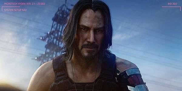 Karakter Keanu Reeves di Cyberpunk 2077 Bukan Sekedar Cameo!
