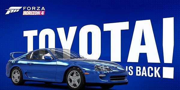 Toyota Kembali ke Game Racing?