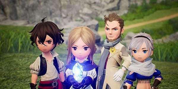 Square Enix Umumkan Bravely Default II untuk Nin. Switch