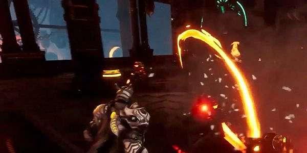 Godfall Perlihatkan Gameplay Baru 6 Detik