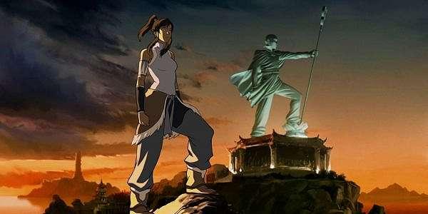Studio Legend of Korra Tangani Film Animasi The Witcher