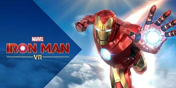 Demo Marvel   s Iron Man VR Kini Tersedia