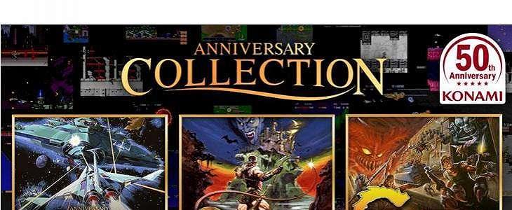 Nostalgia, Konami Rilis Castlevania Anniversary Collection
