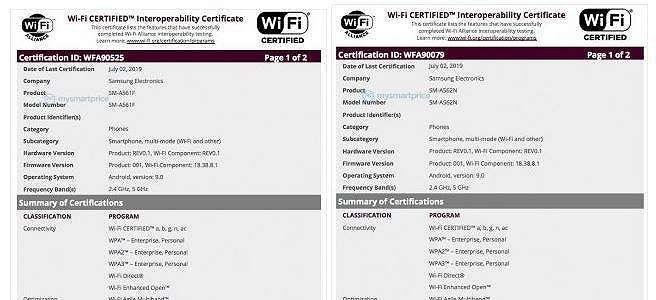 Lolos Sertifikasi Wi-Fi, Dua Smartphone Samsung Galaxy A Siap Meluncur