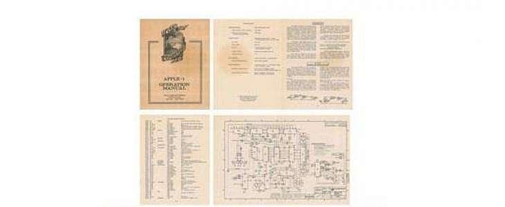 Dilelang, Buku Manual Apple-1 Ini Ditawar Ratusan Juta Rupiah