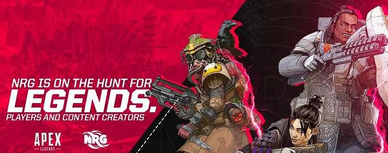 Baru Rilis, Tim eSports Mulai Buru Talent untuk Apex Legends