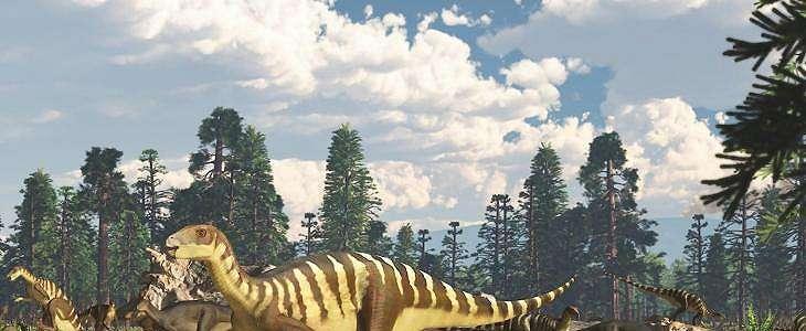 Fosil Dinosaurus Seukuran Kelinci Ditemukan di Australia