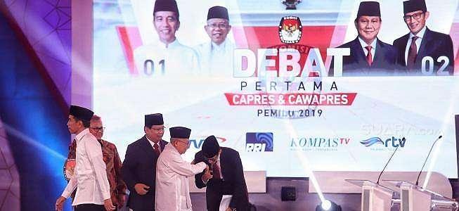 Video Persahabatan Prabowo dan Jokowi Ini Bikin Adem Timeline Twitter