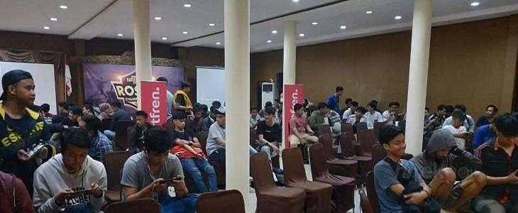 Khusus Gamers PUBG Mobile, Ros-In Championship Resmi Digelar di Yogyakarta