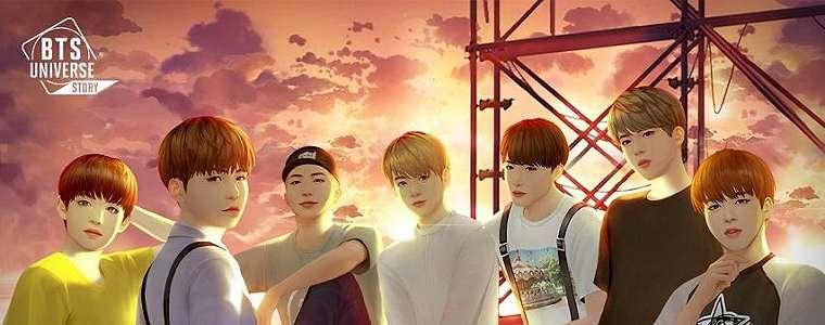 Siap Rilis Bulan Ini, BTS Universe Story Pamer Trailer Terbaru