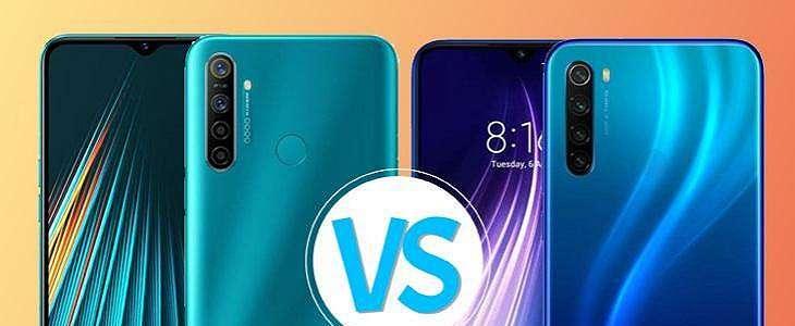Realme 5i vs Redmi Note 8, Duel Smartphone Murah Performa Tinggi!