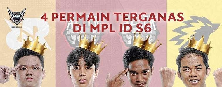 Kill hingga Assist Terbanyak, Ini 4 Pemain Terganas di MPL Indonesia