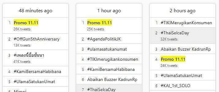 Promo 11.11 Trending, 5 Meme Belanja Ini Bikin Netizen Ngakak