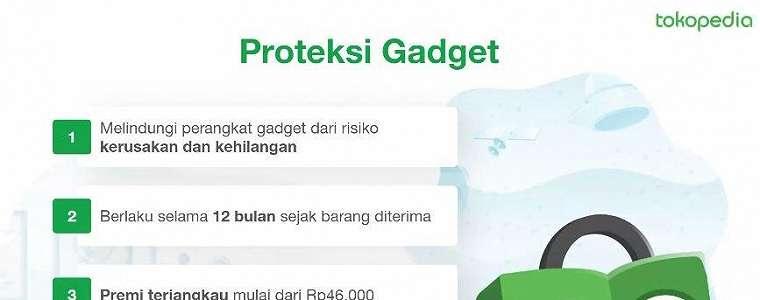 Transaksi Meningkat, Tokopedia Beberkan Peluang Asuransi Gadget