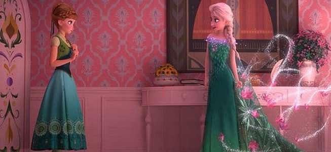 Review : Frozen II Mengupas Masa Lalu Elsa dan Anna