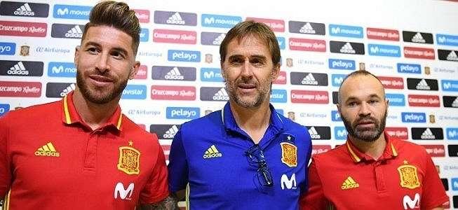 Mengintip Kekuatan Spanyol, Tim Favorit Juara di Piala Dunia 2018
