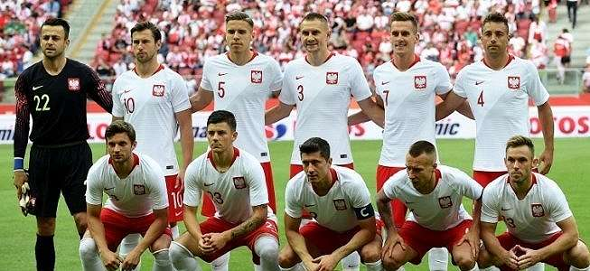 Polandia Bantai Lithuania 4-0, Lewandowski Cetak Dua Gol