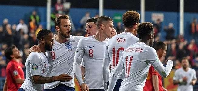 Hasil Kualifikasi Piala Eropa 2020, Inggris dan Prancis Menang Telak