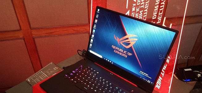 Kawinkan AMD dan NVIDIA, Asus Hadirkan Dua Laptop Gaming Ini