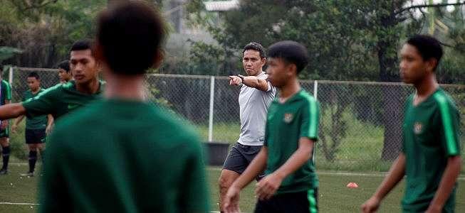 Jelang Piala AFF U-15 2019, Timnas Indonesia U-16 Masih Banyak Kekurangan