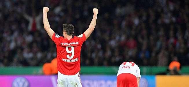 Bayern Munich Juara Piala Jerman Usai Hantam RB Leipzig 3-0