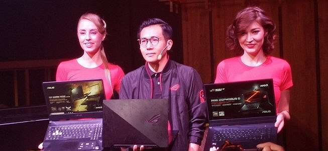 Asus TUF Gaming FX505, Laptop Gaming Pertama dengan AMD Ryzen Mobile 3000