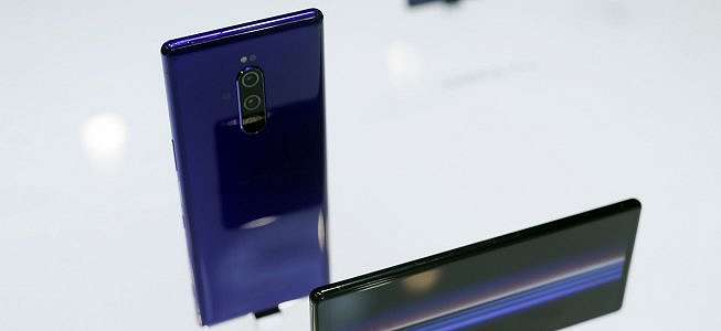 Sony Siapkan Ponsel 5G di MWC 2020