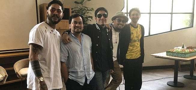 Impian Tompi Jadi Sutradara Film Akhirnya Terwujud